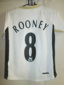Manchester-United-2006-2007-Away-Football-Shirt-Size-Small-Boys-8-10-years-5492