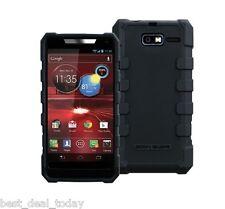 OEM Body Glove Dropsuit Tough Case Cover For Motorola Razr M XT907 Verizon Black