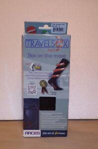 1105cf5c32 Image is loading Travelsox-TSS-6000-Travelsox-Soft-Padding-OTC-Socks