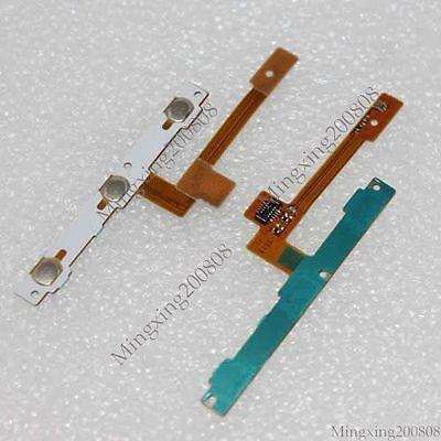 Side Volume Camera Flex Cable Ribbon For Huawei MediaPad S7-301u S7-301 New