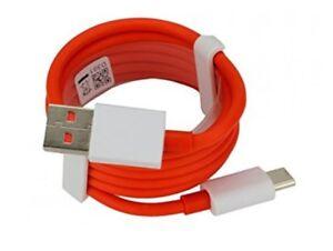 Original-OnePlus-D301-Ladekabel-fuer-OnePlus-3-Datenkabel-Rot