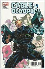 CABLE DEADPOOL (2004) #22 NM-