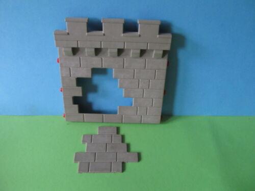 Playmobil mur mur Grande percée Ritterburg 3268 6000 5783 roi Ritterburg