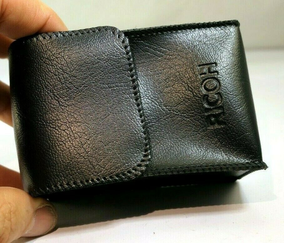 Ricoh Soft Pouch protective Case for flash 3.5X2.5X1.5