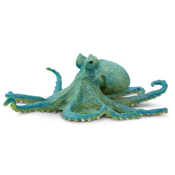 2019 Nuovo Stile Octopus Dettagliato Vita Marina Sommerso Modello Selvatico Safari Giocattolo