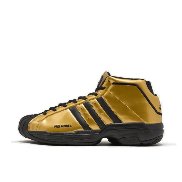 Adidas Pro Model 2G Men/'s Basketball Shoes Running Training White EF9824