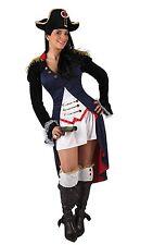 Déguisement Femme Soldat Napoléon XL 44 Costume Adulte Revolution film