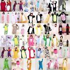 Adult Unisex Onesies Kigurumi Animal Pajamas jumpsuit Cosplay Costume Sleepwear
