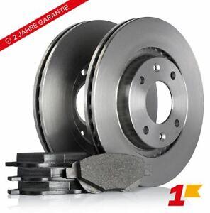 Kit de plaquettes et disques de frein avant BOLK ventilé pour RENAULT KANGOO R19