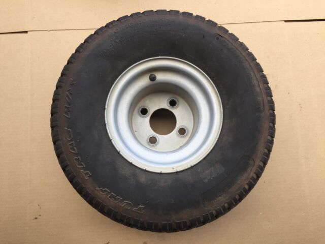 Jacobsen 1900D TRI KING Mower REAR drive rim wheel 8