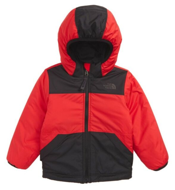 a2ff43394 The North Face Toddler Boys Reversible True or False Jacket 2t TNF Red