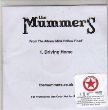 (CB737) The Mummers, Driving Home - 2010 DJ CD