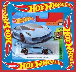Hot-Wheels-2020-Lamborghini-Sesto-Elemento-164-250-neu-amp-ovp