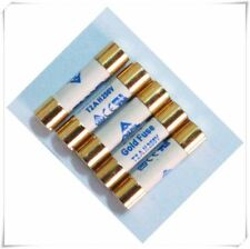 AMR Audio 90% Silver Alloy Fuse Tube 5x20mm 1.6A (Slow Blow)