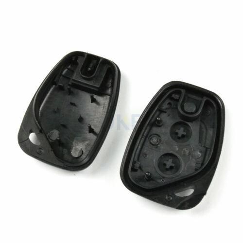 For Renault Kangoo Traffic Master Vivaro Movano Car Remote Key Case Fob Shell