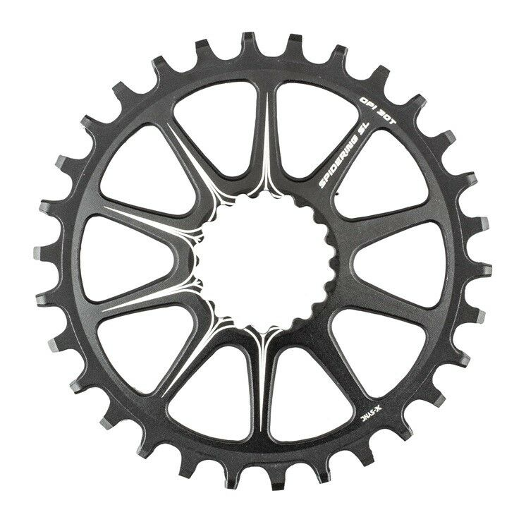 Cannondale Hollowgram Spidering 30t 6mm Offset - CU4041SI30
