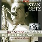 Jazz Samba/Big Band Bossa Nova von Stan Getz (2013)