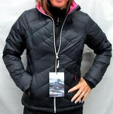 $400 Gerbing Womens Black Puffer Electric Battery Heated Jacket Ladies Coat XS