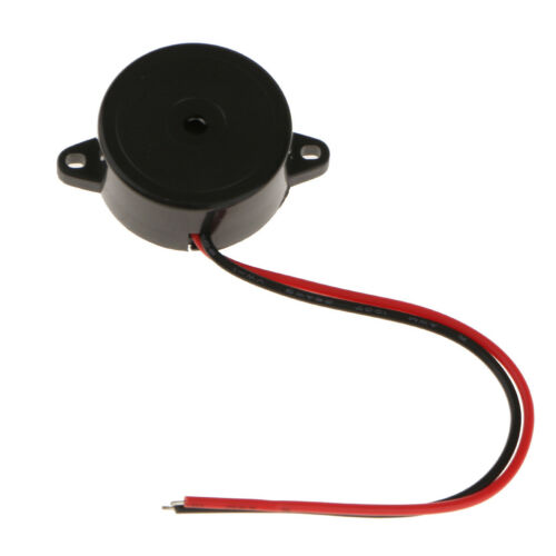 High Quality Piezo Buzzer DC 1.5V-15V 85dB Alarm Intermittent Sound Piezzo