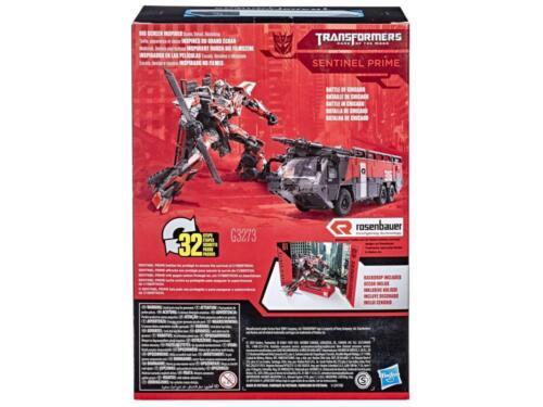 Hasbro Transformers Studio Series 61 Voyager Sentinel Prime Figure