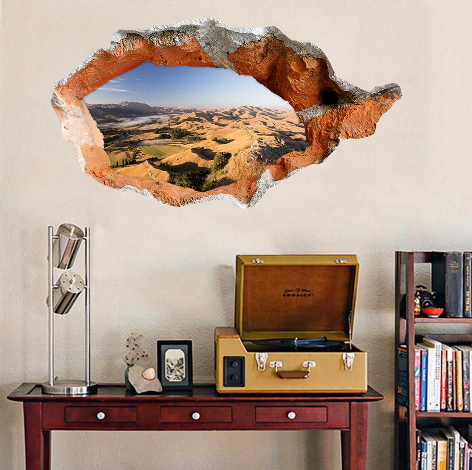 3D Wüste Hüge 8533 lMauer lMauer lMauer Murals Mauer Aufklebe Decal Durchbruch AJ WALLPAPER DE 75e73e