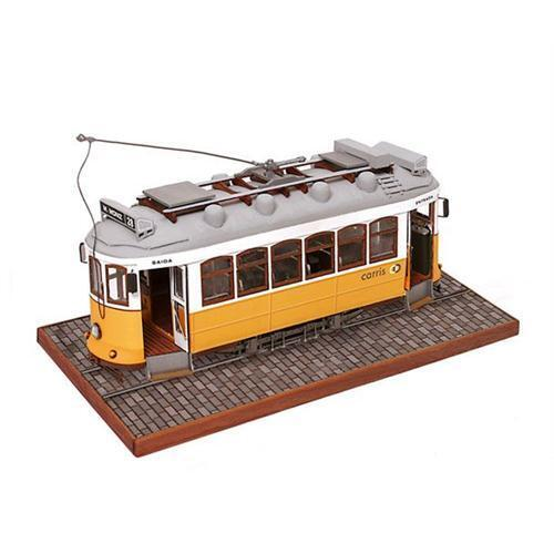 Occre Tram Base Kit for Display of Tramway Models 200x400mm 55100
