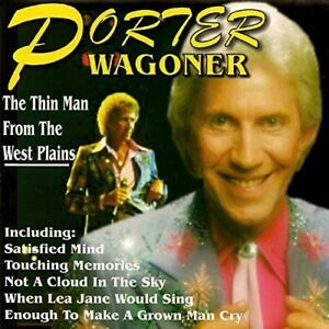 Porter-Wagoner-The-Thin-Man-from-West-Plains-New-CD-Manufactured-On-Demand