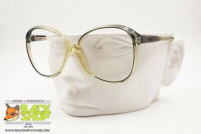 Fedele Rodenstock 909 Lady R, Vintage Women Frame Round Oversize, New Old Stock 1980s I Colori Stanno Colpendo