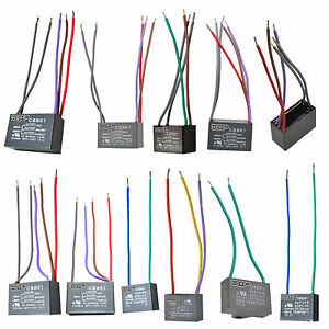 Enjoyable Cbb61 250Vac Replacement Capacitors For Harbor Breeze Ceiling Fan Wiring Database Obenzyuccorg