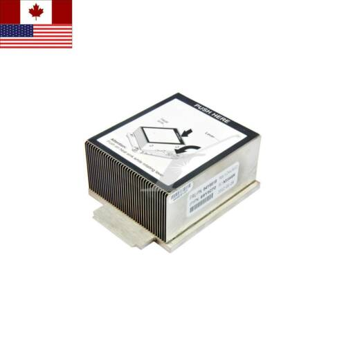 IBM X3650 M4 CPU Heatsink 69Y5270 94Y6618