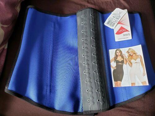 Ann Chery Waist Cincher Trainer Girdle 2026 Faja,waist 35 inches,blue xl size 40