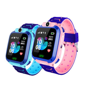 Orologio intelligente per bambini Q12B Smartwatch Phone Watch per Android O1Y9