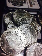 1904 $1 Morgan Silver Dollar