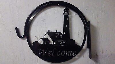 Lighthouse Plant Hanger Hardware Antiques