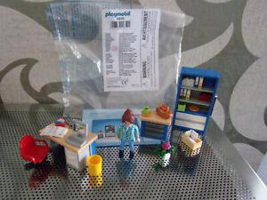 Playmobil-Erganzungen-amp-Accessoire-9850-Mobilier-de-Bureau-B-Ware