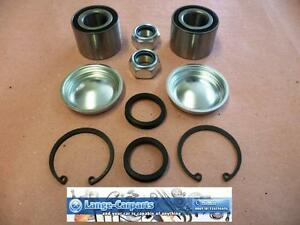 2x-Wheel-Bearing-Set-with-Accessories-Rear-Axle-both-Sides-Peugeot-306-Hatchback