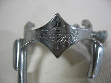 Vintage CAMPAGNOLO down tube Der. CABLE GUIDE CLAMP #626A ~ NOS New Old Stock