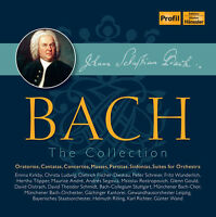 J.s. Bach / Rilling / Richter / Wand - Collection [new Cd] Boxed Set on sale