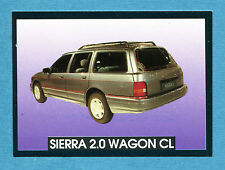AUTO - Stickline - Figurina-Sticker n. 57 - FORD SIERRA 2.0 WAGON CL -New