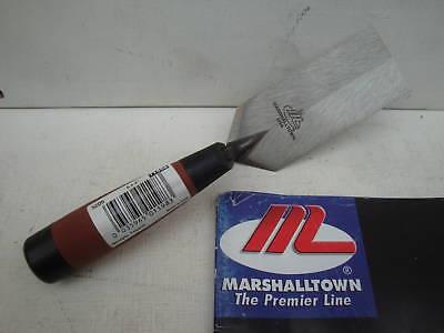 "M52D Marshalltown Margin Trowels Durasoft Handle 5/"" x 2/"""