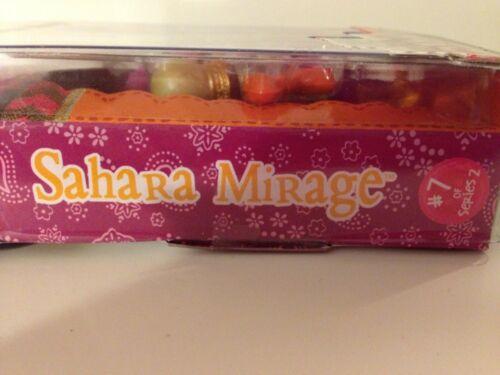 Lalaloopsy Mini #7 of Series #2 Sahara Mirage Doll