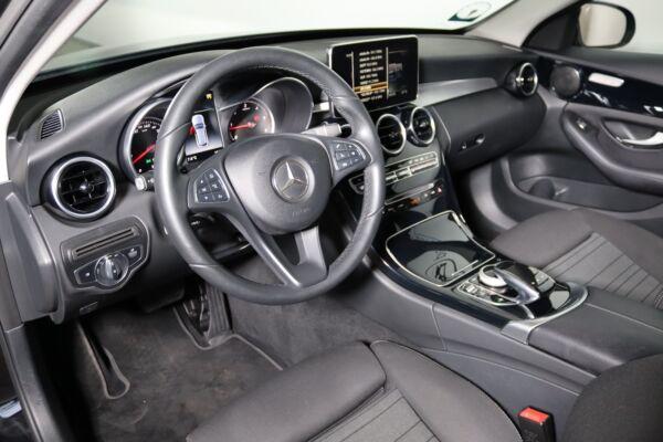Mercedes C220 d 2,2 stc. aut. 4-M - billede 5