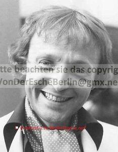 Loddel Dieter DONNER Schauspieler Portrait OriginalFoto VINTAGE FOTO: Ingo BARTH - bERLIN, Deutschland - Loddel Dieter DONNER Schauspieler Portrait OriginalFoto VINTAGE FOTO: Ingo BARTH - bERLIN, Deutschland