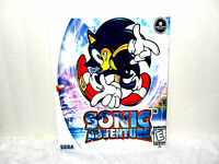 Sega Dreamcast Sonic Hedgehog Adventure Box Cover Photo Poster Decor
