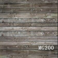 Wood Floor Vinyl backdrop Photography Prop Photo Studio Background 10X10FT MG200