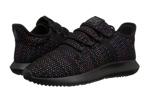 ADIDAS AQ1091 TUBULAR SHADOW CK  Mn's (M) Black/Sol-Red Black/Sol-Red Black/Sol-Red Knit Athletic Shoes 4cfa84
