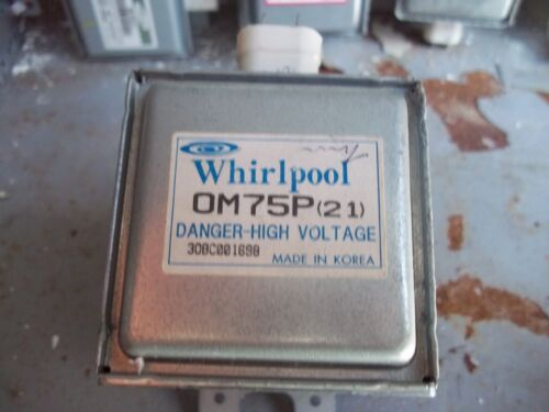 Magnetron forno microonde whirlpool LG samsung panasonic vitol thoshiba mouline