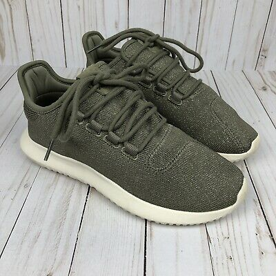 Adidas Women's Size 7 Tubular Sneakers Green Glitter Sparkle Lace Up Running   eBay