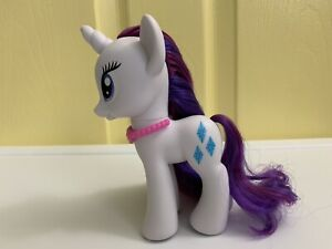My Little Pony G4 Fashion Style Size Approx 6 Inch Rarity Brushable Hair Ebay