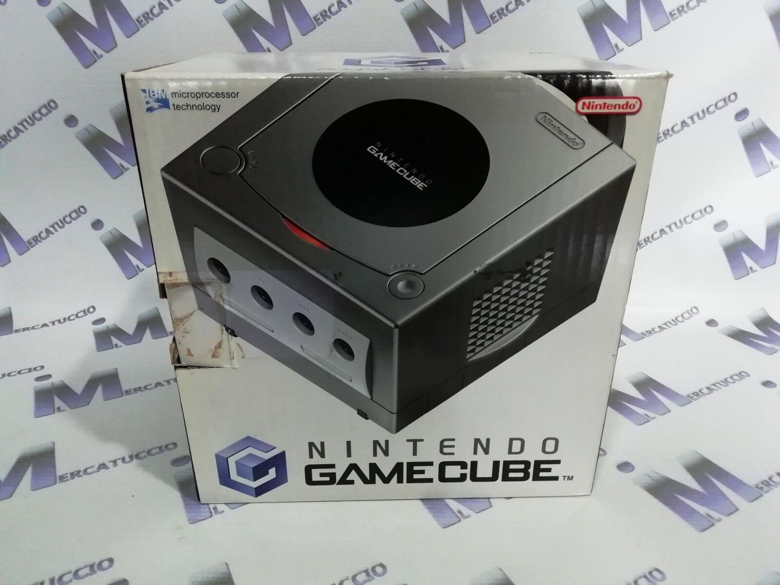videogiochi e console: CONSOLE NINTENDO GAMECUBE, FUNZIONANTE, USATA